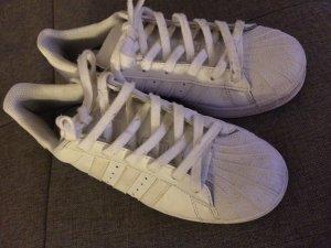 Adidas, Sneakers, Superstar Größe 36,5 weiß
