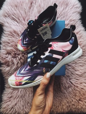 ADIDAS Sneakers ZX Flux Smooth W Floral in 38 Neu