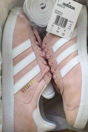 Adidas snealer Gazelle rosa Gr. 40 wie neu