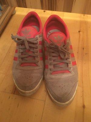 Adidas Sniker grau/pink