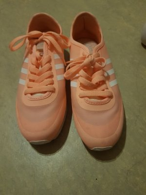 Adidas NEO Sneakers met veters nude