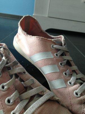 Adidas Sommer Sneaker, rosa, Größe 38