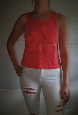 Adidas Sporttop neonoranje