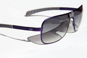 adidas Sonnenbrille, lila