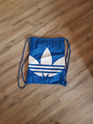 Adidas Sports Bag white-blue