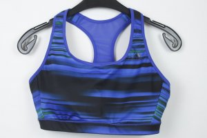 Adidas Sport BH Gr. M blau