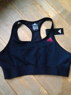 Adidas Sporttop zwart-rood