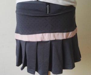Adidas Sport Jersey Hose Rock Hosenrock in Grau/Pink Gr. XL w. 38-40 Neu