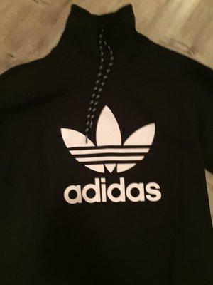 Adidas Sweat Dress black-white