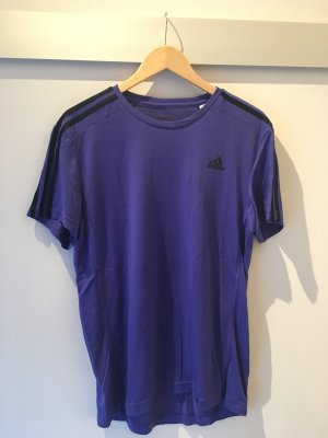 Adidas Sports Shirt black-blue