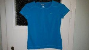 Adidas T-shirt de sport bleu clair