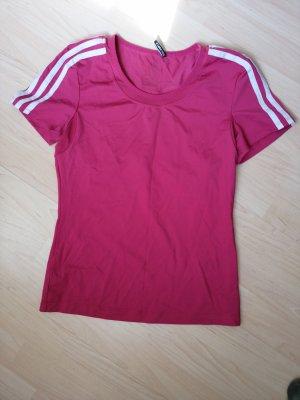 Adidas Camisa deportiva rosa