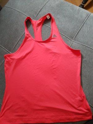 Adidas Sportshirt neonrood