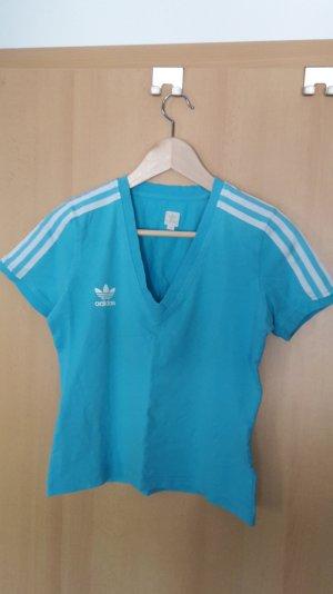 adidas Sport T-Shirt türkis 38