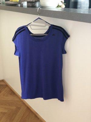 Adidas Sporttop blauw-paars
