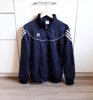 Adidas Sport Trainingsjacke blau Gr. S/38