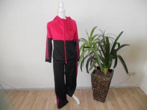 Adidas Onesie negro-rosa Fibra sintética