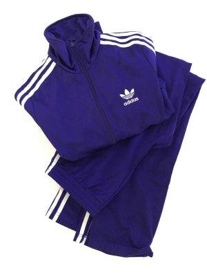 Adidas Sportanzug Firebird lila - sehr guter Zustand !