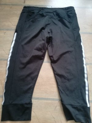 Adidas 3/4 Length Trousers white-black