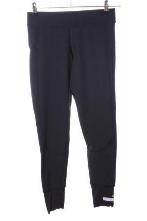 Adidas Sporthose blau Casual-Look