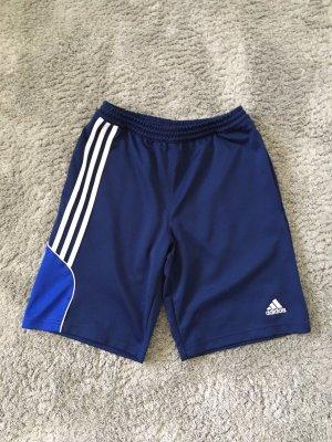 Adidas Sport Shorts dark blue-blue