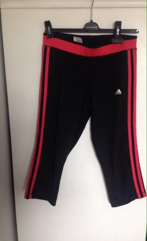 Adidas Sporthose climalite, Größe 170, etwa Größe 34/36