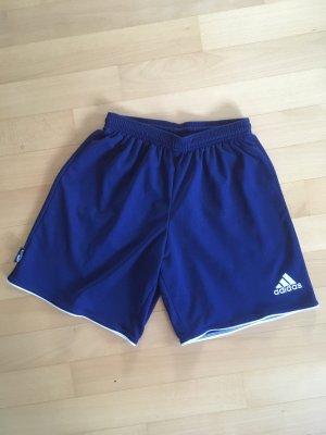 Adidas Sporthose dunkelblau