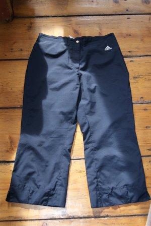 Adidas Sporthose, dunkelblau, Größe 38
