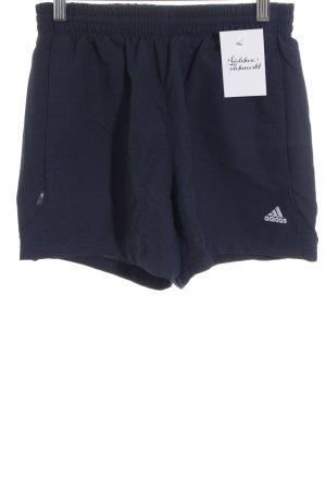 Adidas Sporthose dunkelblau schlichter Stil