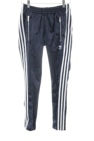Adidas Sporthose dunkelblau sportlicher Stil