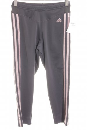 Adidas Trackies dark grey-rose-gold-coloured athletic style