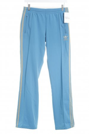 Adidas Sporthose neonblau sportlicher Stil