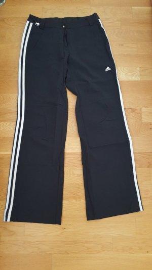 Adidas Sporthose schwarz