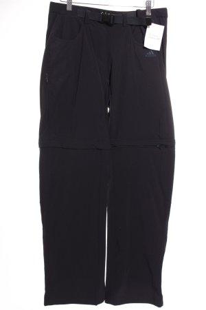 Adidas Sporthose schwarz schlichter Stil