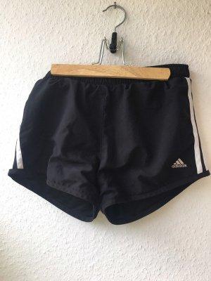 Adidas Sporthose shorts XS schwarz