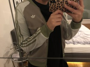 Adidas Sportjacke
