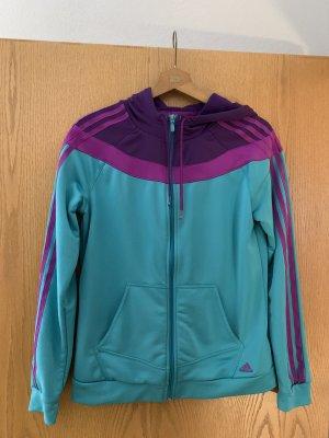 Adidas Sports Jacket lilac-light blue