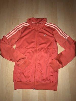 Adidas Giacca sport arancione-arancione chiaro