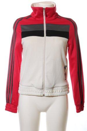 Adidas Giacca sport multicolore stile atletico