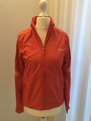 Adidas Veste de sport orange fluo-orange
