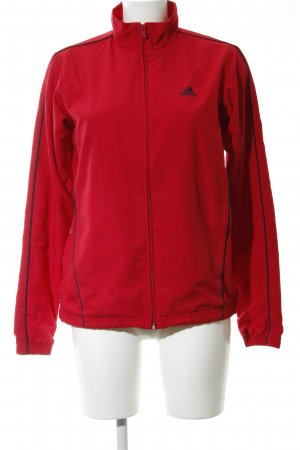 Adidas Sports Jacket red casual look