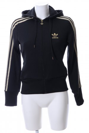 Adidas Sports Jacket embroidered lettering casual look
