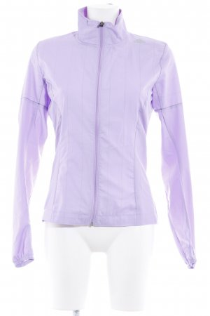 Adidas Sports Jacket purple athletic style