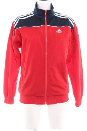 Adidas Giacca sport multicolore stile casual