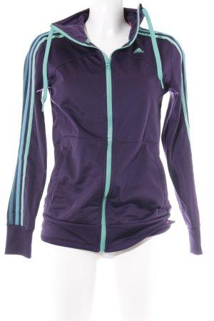 Adidas Sportjacke mehrfarbig extravaganter Stil