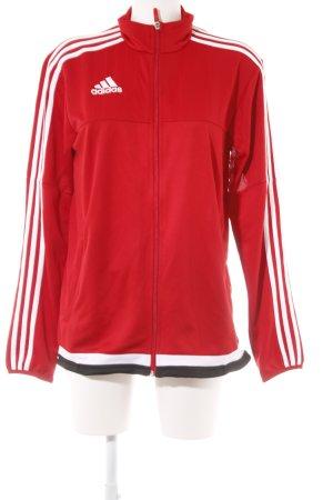 Adidas Sportjack veelkleurig atletische stijl