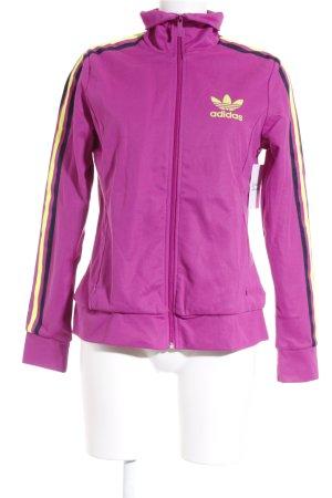 Adidas Sportjacke mehrfarbig sportlicher Stil