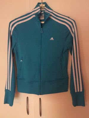 Adidas Sportjacke Neon