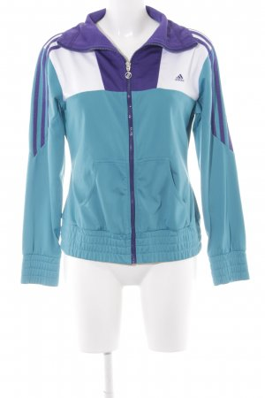 Adidas Veste de sport motif rayé style décontracté