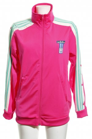 Adidas Sports Jacket striped pattern casual look